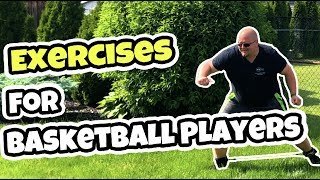 TOP 5 Exercises For Basketball Players With Ankle Resistance Bands