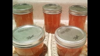 CANNING: White Clover Jelly Mp3