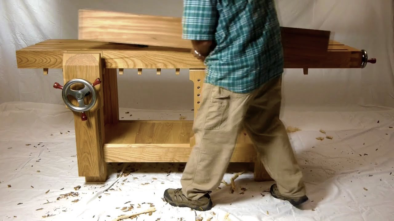 Benchcrafted Roubo