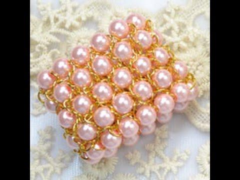 comment faire un bracelet cha ne avec perles de nacre. Black Bedroom Furniture Sets. Home Design Ideas