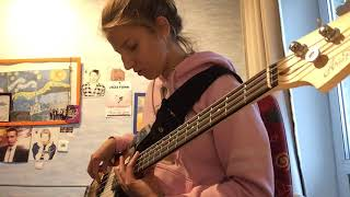 5 Seconds Of Summer - Lie To Me (Bass cover)