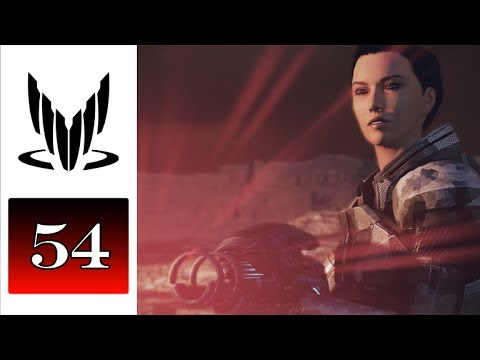 Let's Play Mass Effect 3 (Blind) - 54 - Don't Fear The Reaper