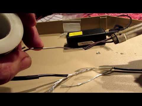 Reparation fil alimentation Toshiba Satellite s55 B-5280. Power cable repair.