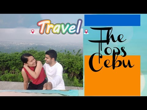 Strolling in Cebu Tops - 2017 Philippines Vacation