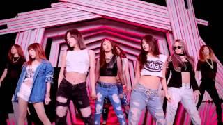 티아라 t ara sugar free dj flako club remix m v