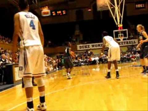 UNCW vs. Duke (Women's Basketball) 12/20/11