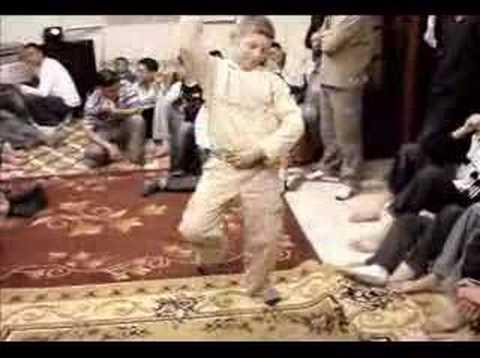 Sétif danseur: mon petit neveu reda ,13 ans,  danseur par excellence, surtout le style sétifien..lol