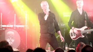 Thunder - Serpentine - Live @ Colos Saal 22.04.2017