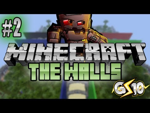 Minecraft: The Walls MiniGame w Graser & Friends Game 2