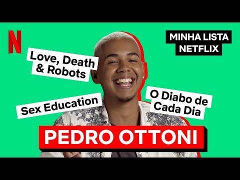 Minha Lista Netflix com Pedro Ottoni | Netflix Brasil