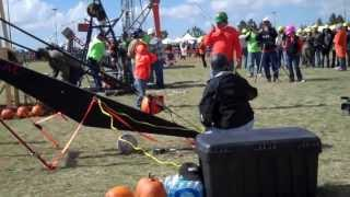 2013 Colorado Punkin Chunkin - Catapult Division Winning Shot