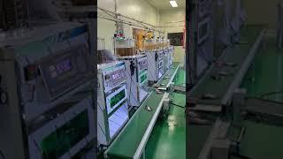 식품용 스텐딩 자동포장기계