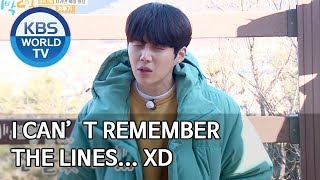 I can't remember the lines… XD [2 Days & 1 Night Season 4/ENG,THA/2020.01.26]