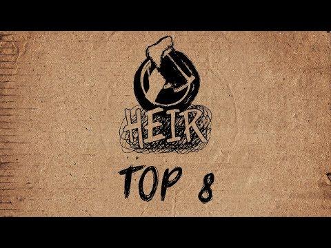 Heir 5  Melee Top 8