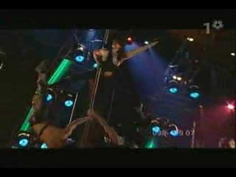 Autolove - Bulletproof Heart - Melodifestivalen 2004