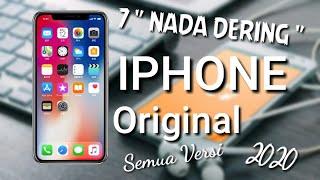 Download 7 Nada dering iphone original 2020