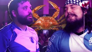 Mang0 on HungryBox and the Crab