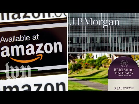 How Amazon, JP Morgan and Berkshire Hathaway are challenging employee health care costs Mp3