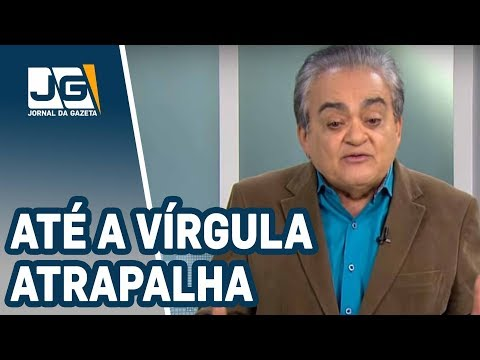 José Nêumanne Pinto / Ao mau governante, até a vírgula atrapalha