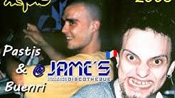 Pastis & Buenri @ Jame's (Toulouse-Villemur) B 2003 INEDITA +download link