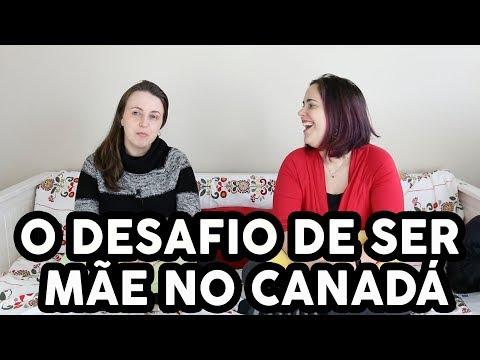 A PARTE MAIS DIFÍCIL DE SER MÃE NO CANADÁ