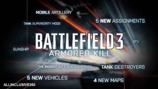 Battlefield 3 Premium Edition Trailer Gamescom 2012 1080p