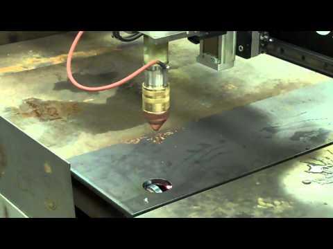ESAB Precision Hole Technology - Demo