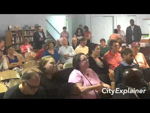 #NoRoFo Meeting - NE Baltimore Residents Meet For Update on Royal Farms Project
