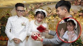 Đám cưới con gái Minh Nhựa mang đầy vàng kim cương tặng con đi lấy chồng