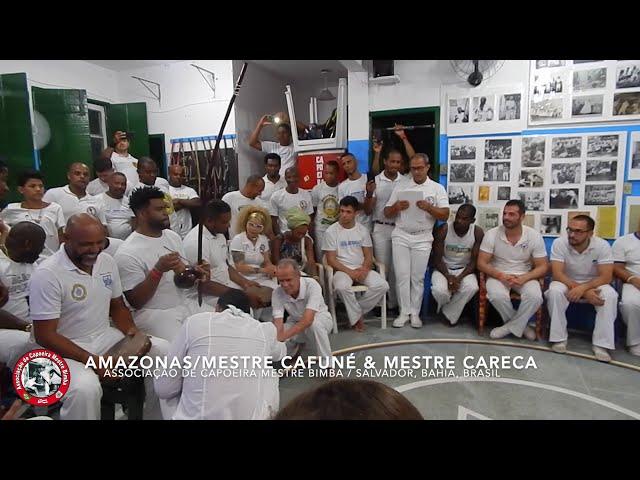 Amazonas / Mestre Cafuné & Mestre Careca / Associação de Capoeira Mestre Bimba