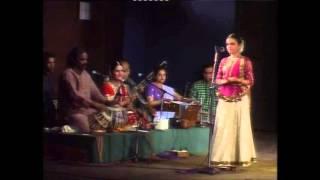 Ishwari Deshpande - Kathak solo in Taal Chitrarupak (10.5 beat cycle)