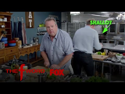 Eric Stonestreet Cooks Along Side Gordon Ramsay | Season 1 Ep. 7 | THE F WORD