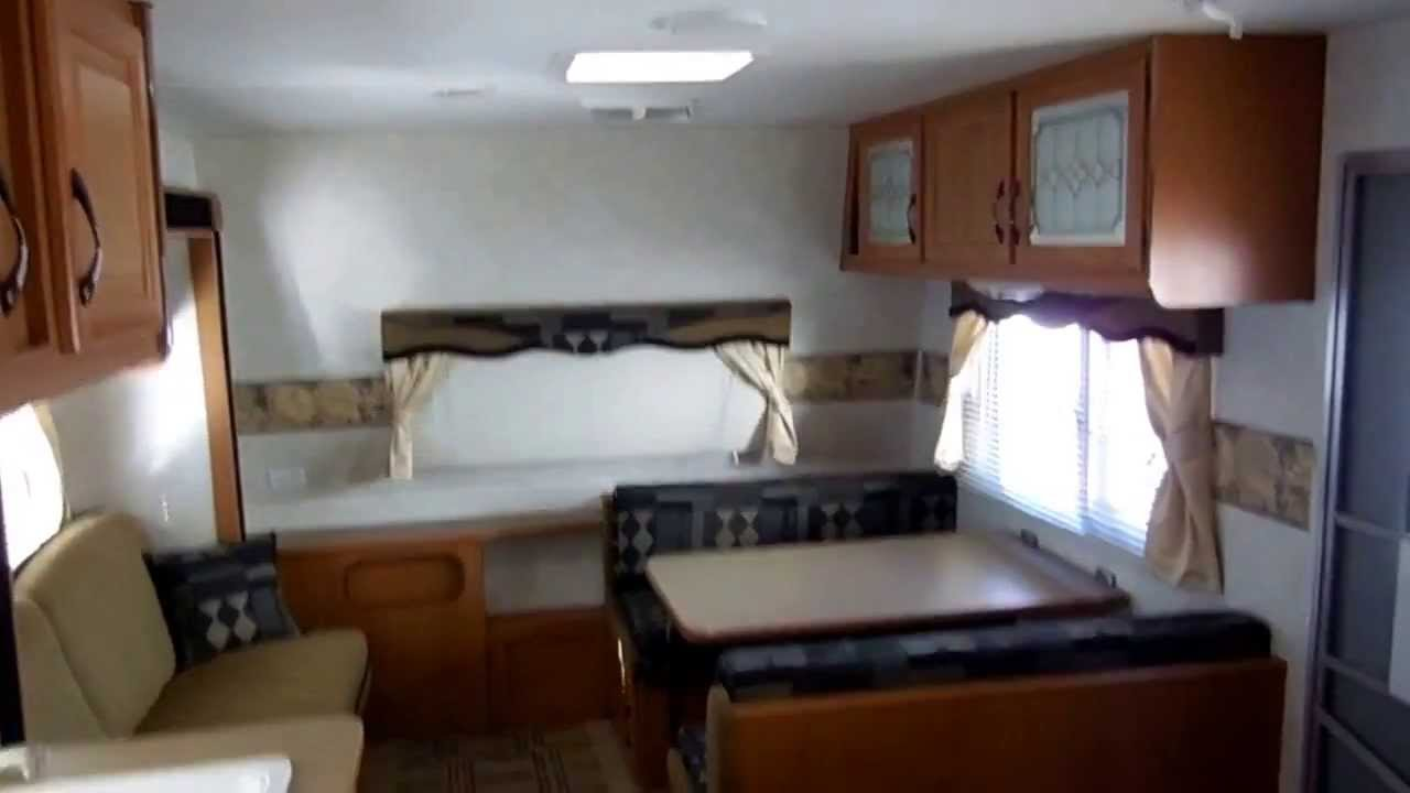 Sold 2004 Fleetwood Terry 220 Travel Trailer With Slide
