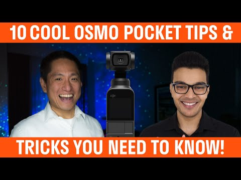 10 DJI Osmo Pocket Tips And Tricks