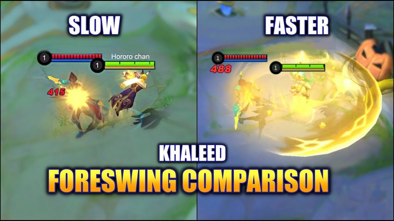 IS THIS A NERF OR BUFF? KHALEED UPDATE | MOBILE LEGENDS
