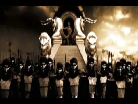 The 300 Spartans-One Last Breath By Creeds.