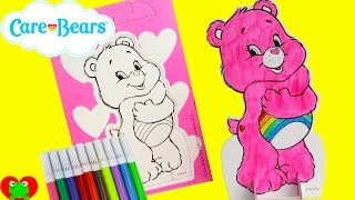 Care Bears Pop Outz Coloring Shopkins Surprises