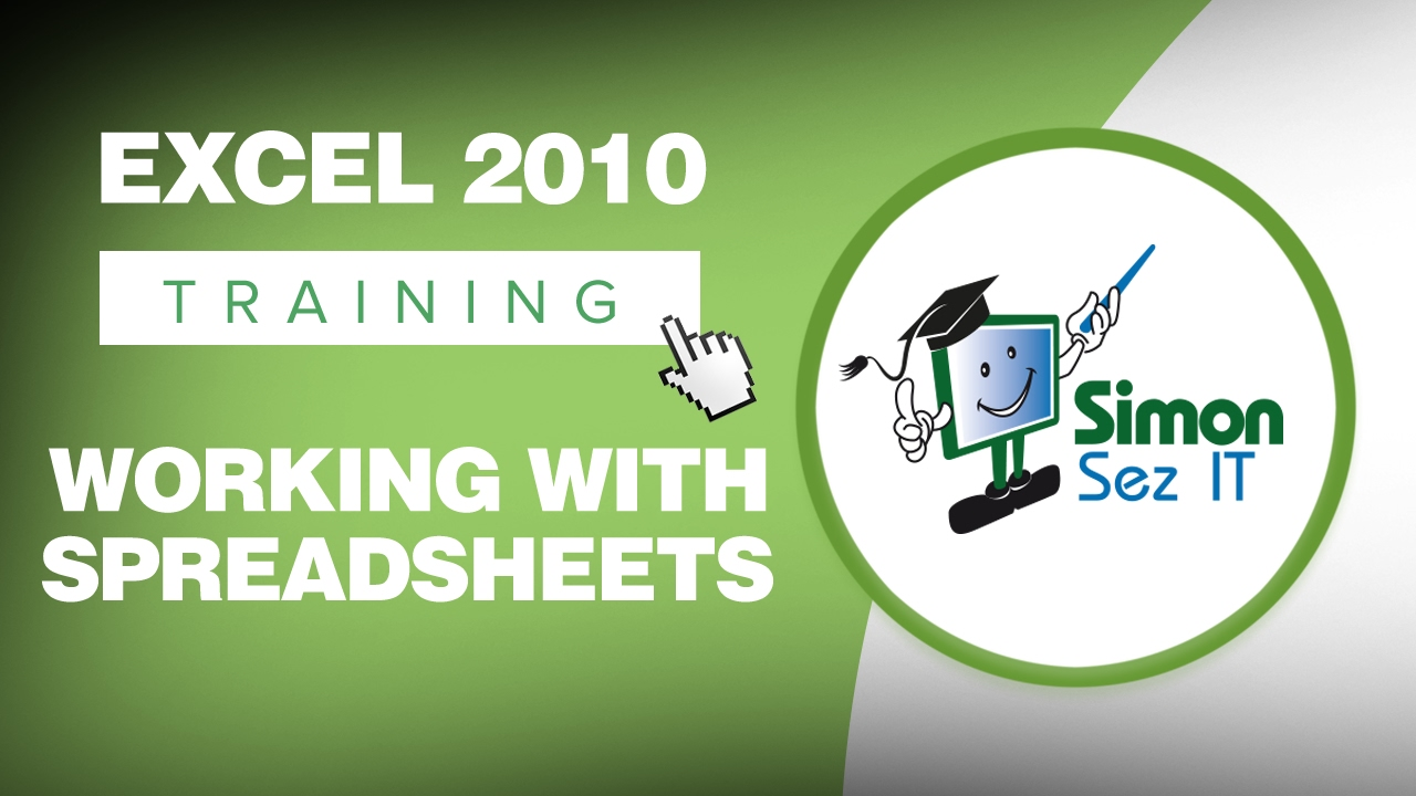 Excel 2010 Tutorial for Beginners - Adding, Deleting and Renaming ...