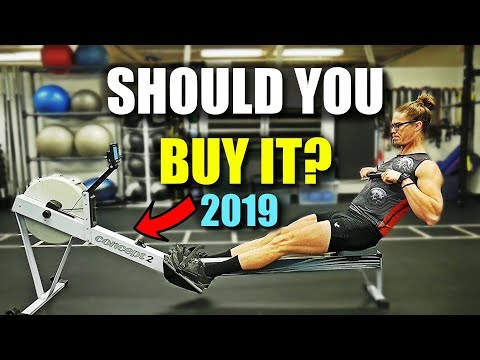 TOP 3 Reasons to Buy a Concept 2 Rowing Machine [2020]