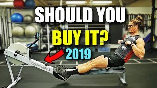 TOP 3 Reasons to Buy a Concept 2 Rowing Machine [2019]