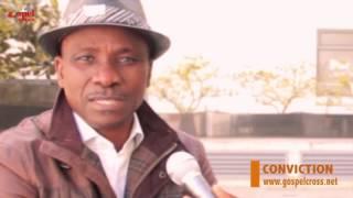 PASTEUR GREGOIRE MASAMBA DANS CONVICTION