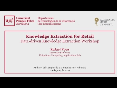 Knowledge Extraction for Retail