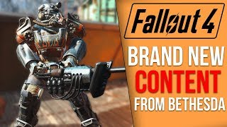 Video-Search for fallout 4 creation club