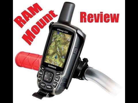 Garmin 62S RAM Mount Review