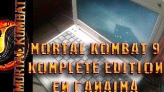 Mortal Kombat 9 Komplete Edition en Canaima (con Windows)