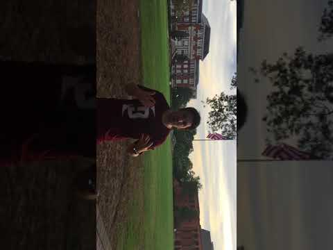 Mississippi State Chilean student