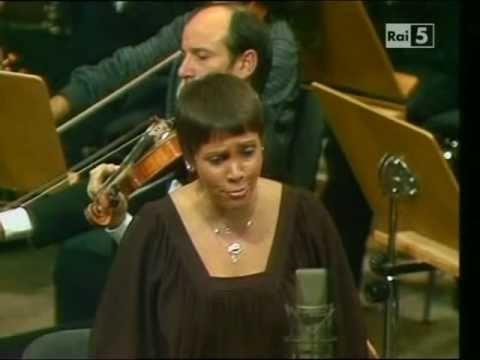 Mahler: Symphony n. 2 in C minor - In Memoriam Giuseppe Sinopoli - 4th Mvt. (Brigitte Fassbaender)
