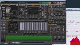 Vengeance Producer Suite - Avenger - Quick Preset Demonstration: SQ Summer House