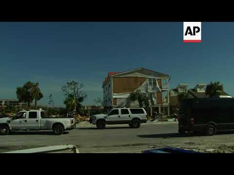 FEMA: Warns still not safe to return home
