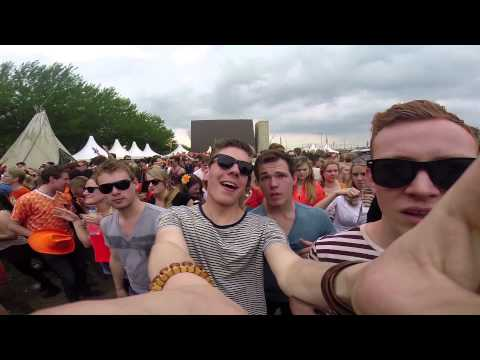 Bakermat presents: Kingsday Open Air